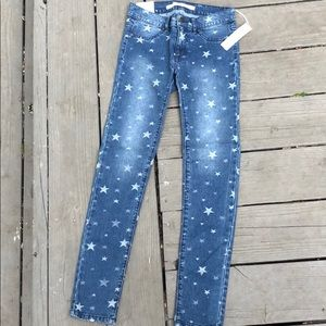 Brand New Joes Jeans with stars